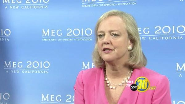 Meg Whitman Brought Her Campaign to Clovis