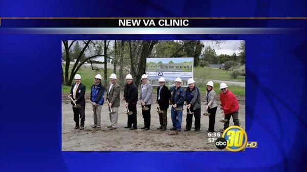 New VA Clinic Breaks Ground in Oakhurst