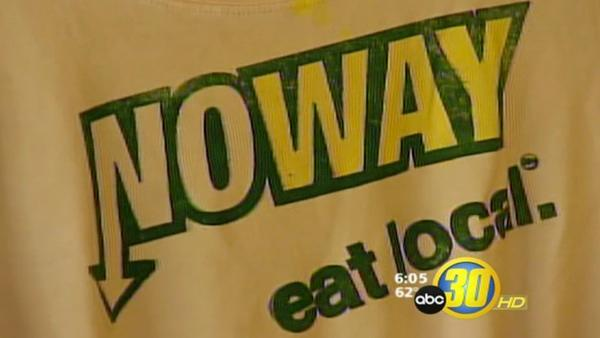 Subway Starts Food Fight in Mariposa County Foothills