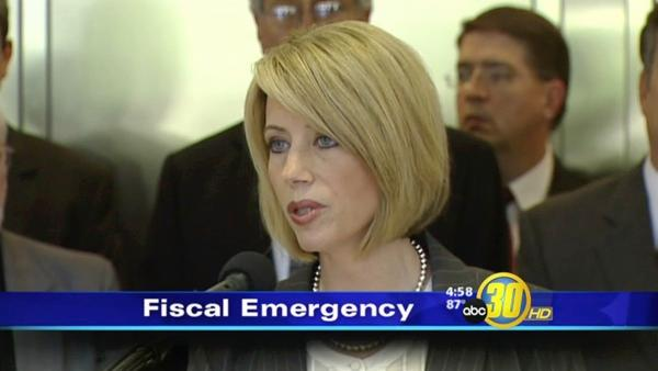 City of Fresno Declares Fiscal Emergency
