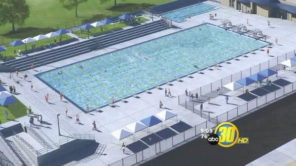 Bullard High School to Get New Track, Pool Complex