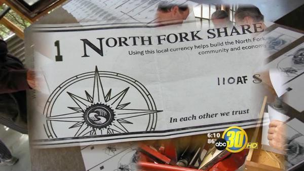 Local currency catches on in North Fork