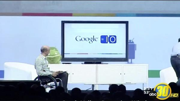 Google announces Google TV