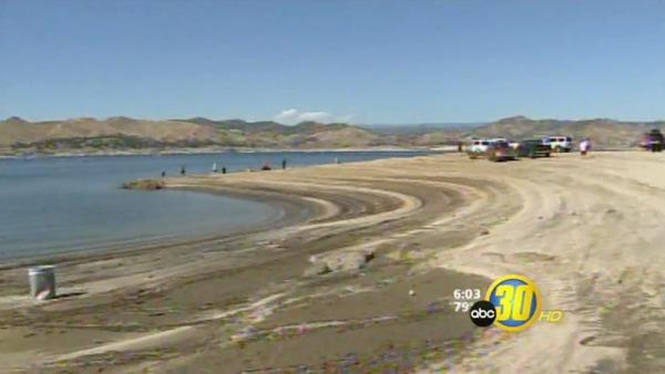 Deadly boating accident at Millerton Lake