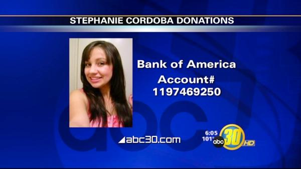 Stephanie Cordoba Donations