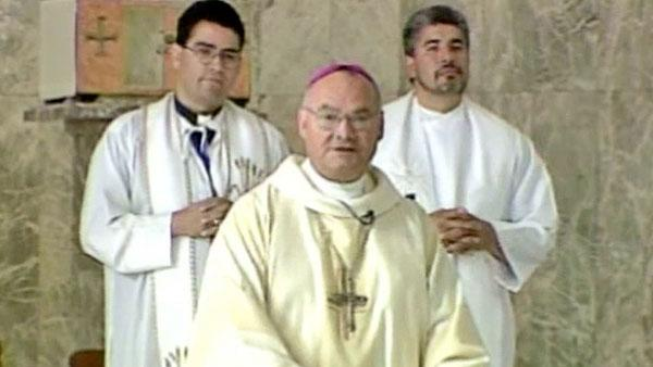 Fresno Diocese Bishop John Steinbock is battling cancer