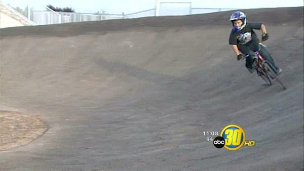 Who's going to pay for Orange Cove's new BMX park?