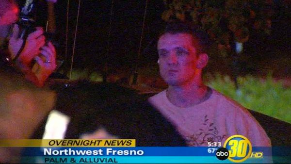 Suspect injures Fresno officer at DUI Checkpoint