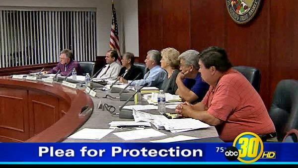 Reedley residents demand better public safety