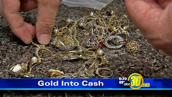 Valley residents part of modern day gold rush