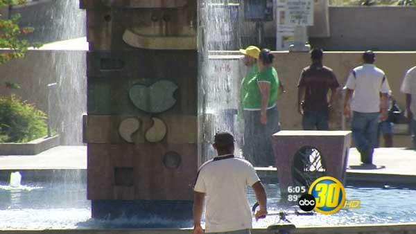 The unemployment rate in the Valley rises