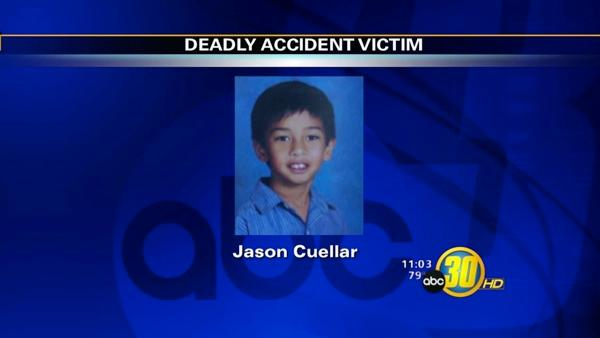8-year-old boy dies in Northeast Fresno collision