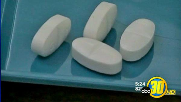 Doctors say don't split pills