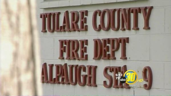 Tulare County plans to build two new Fire Stations