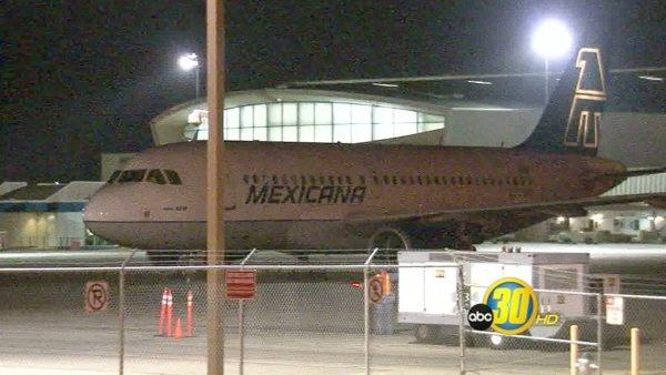 Mexicana Airlines not returning to Fresno