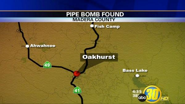 Two bomb scares in Oakhurst