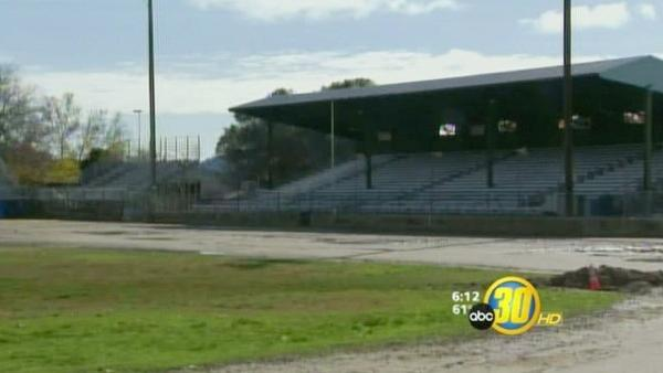 Field of dreams for Mariposa High School