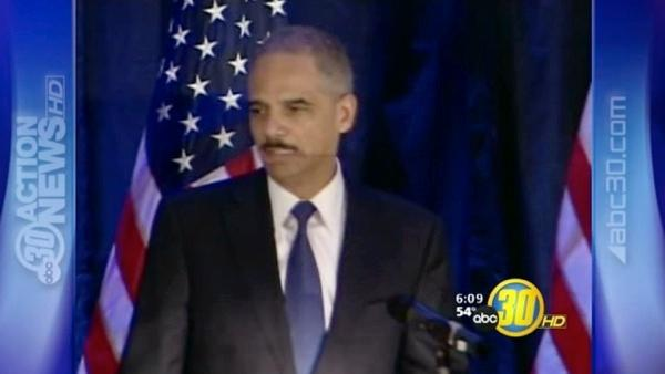 Holder denying Justice Dept. lured Muslims to terrorism