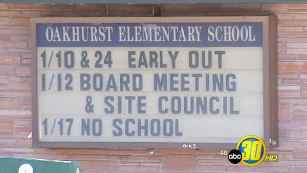 Oakhurst bully may cost a teacher her job