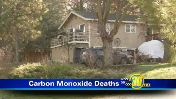 Memorial fund for Oakhurst carbon monoxide death victims