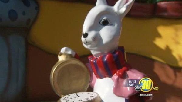 Opening day for Fresno's Storyland and Playland