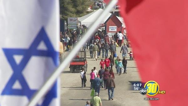 World Ag Expo draws large foreign contingent