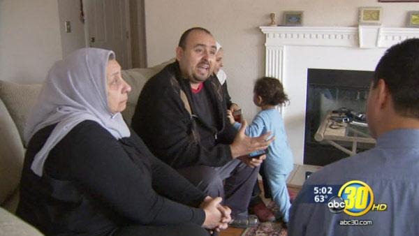 Egyptian family in Fresno is disappointed Mubarak won't resign