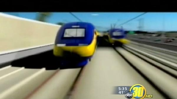 Funding hearing in Fresno over High Speed Rail