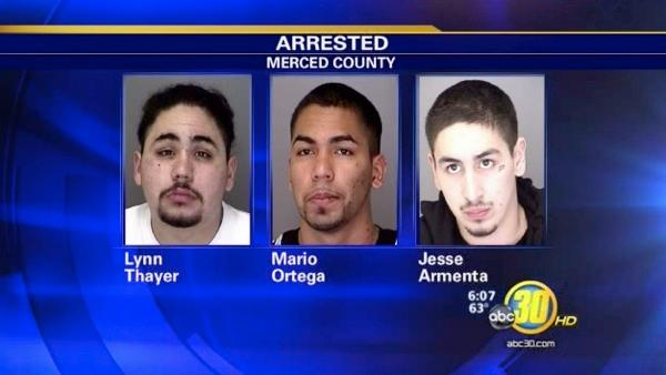 Officials: 4 gang members crashed going away party