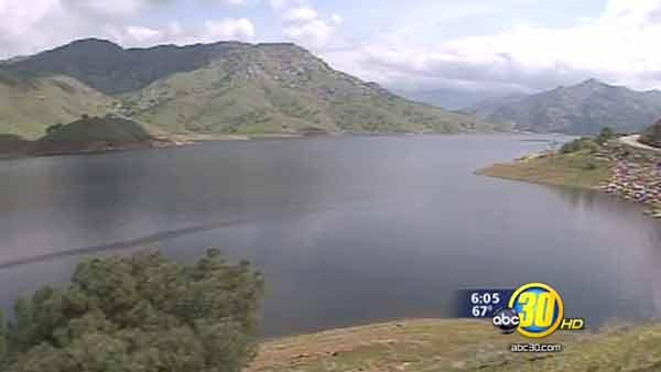 Lake Kaweah is overflowing with potential