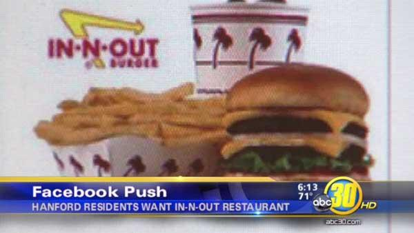 Bring 'In-N-Out' to Hanford