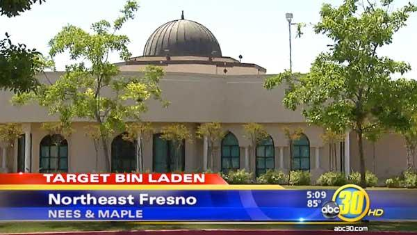 Fresno's Islamic Cultural Center on Bin Laden's death