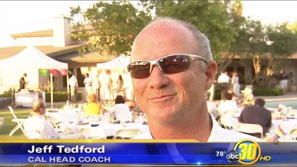 Cal Coach Jeff Tedford Talks to Action News