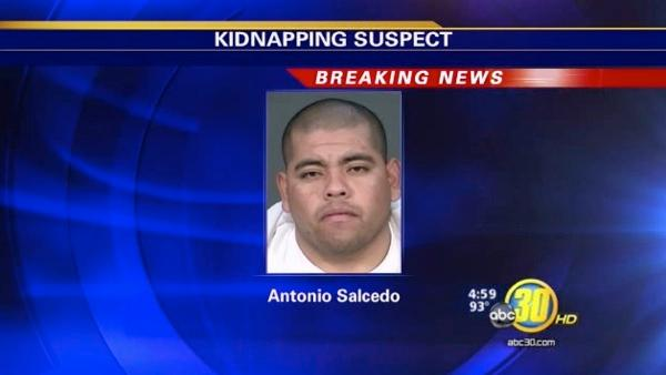 Fresno Police search for kidnapping suspect