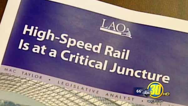 Valley jobs at risk after High Speed Rail report