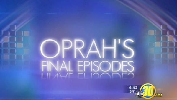 The Valley remembers Oprah