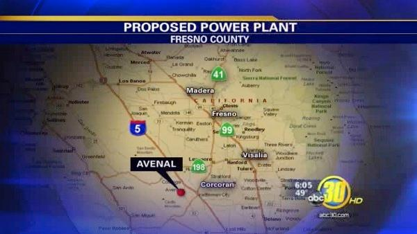 EPA approves construction of natural gas plant near Avenal