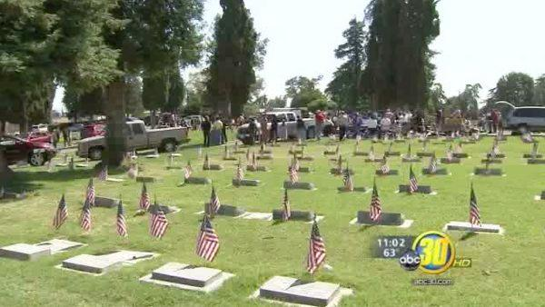 Memorial Day services throughout the Valley