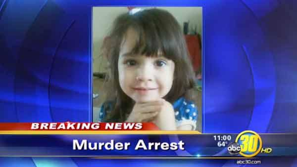 Exeter police make arrest in Sophia Acosta child murder case