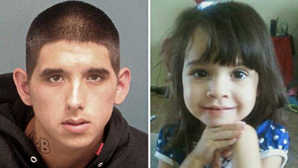 Chris Cheary could face death penalty in baby Sophia's murder