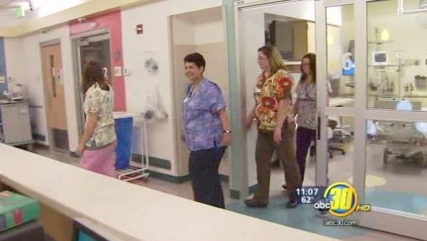 New emergency room unveiled at Children's Hospital
