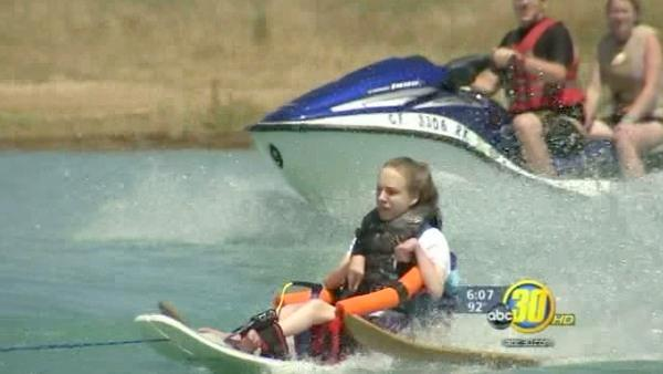 Adaptive sports program brings joy to Valley children