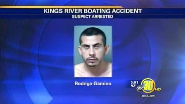 Boat strikes 3 girls on the Kings River