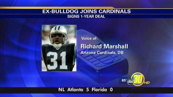 Cardinals Swoop In on Marshall