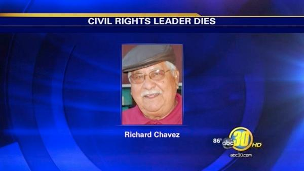 Civil rights leader Richard Chavez remembered