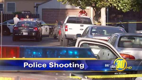 Police shot, killed knife wielding man in Fresno's Tower District
