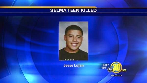 Jesse Lujan remembered in Selma