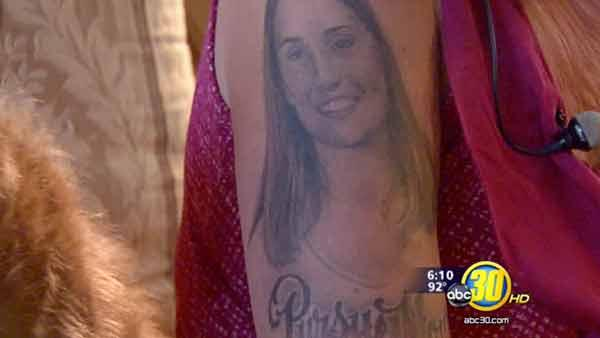 Valley woman's touching tattoo tribute airs on LA Ink