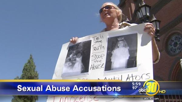 Former Fresno Priest Target of Sex Abuse Lawsuit