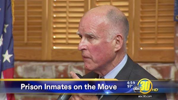 Governor Jerry Brown visits Fresno